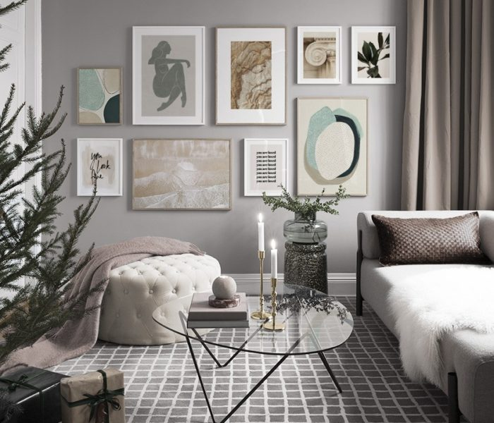 Stay Classy: The Best Way to Display Art in Your Home