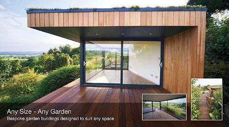 Are Garden Offices Good Places To Work?