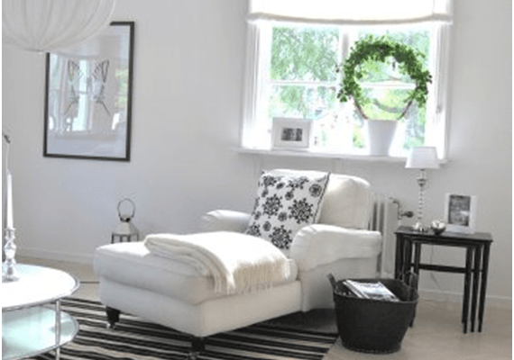 Creating a Quirky Exercise Space in your Lounge