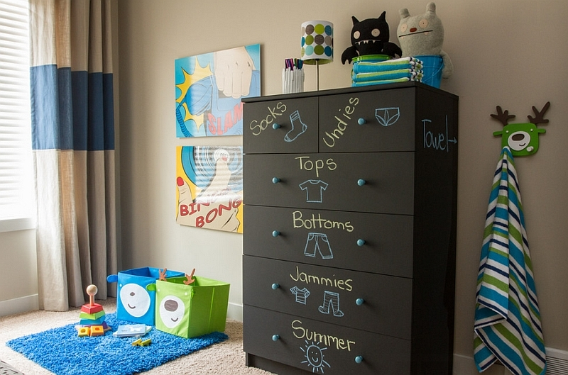 Keep Out! 3 Top Tips For Decorating the Kids' Bedrooms