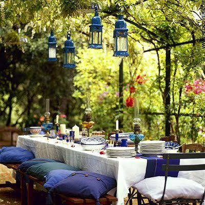 Throwing the Perfect Garden Party