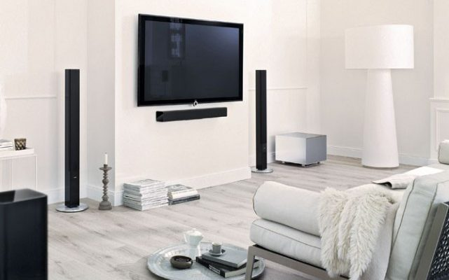 Show Off Your Love of Film with a Beautiful Home Cinema