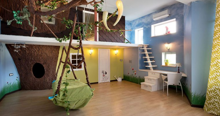 How to Redecorate Your Child's Bedroom in Their Favourite Theme