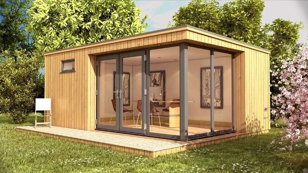 guide to garden rooms