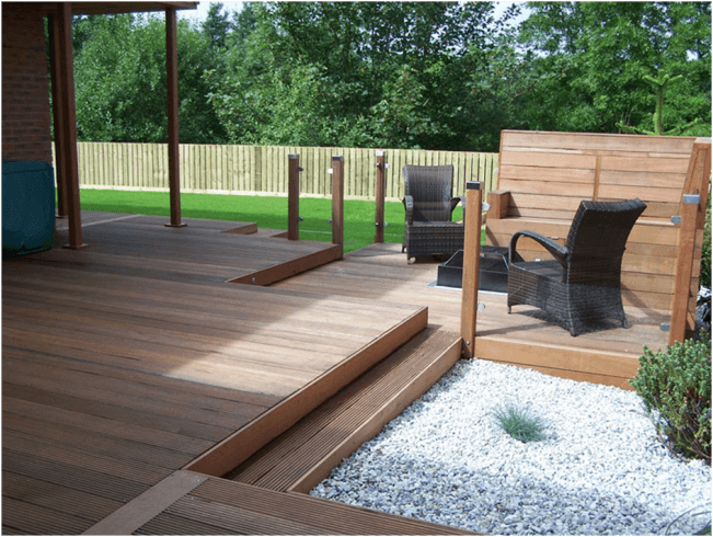 6 reasons why you should finish your decking with glass balustrades