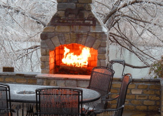 How To Stay Warm In Your Garden During The Winter Months