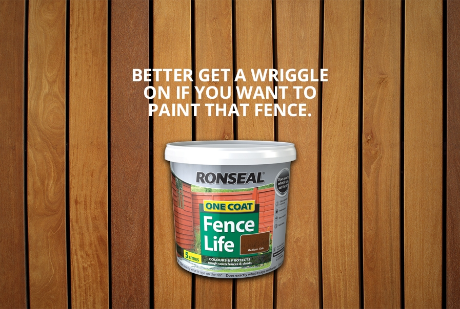 Statement Brights, Painted Wood and New Ways to Create Clean and Calming Spaces Looking Ahead with Ronseal Trends 2016