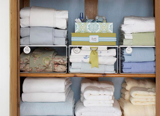 SAVE YOUR LINEN CLOSET