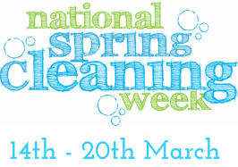 NATIONAL SPRING CLEANING WEEK 2016