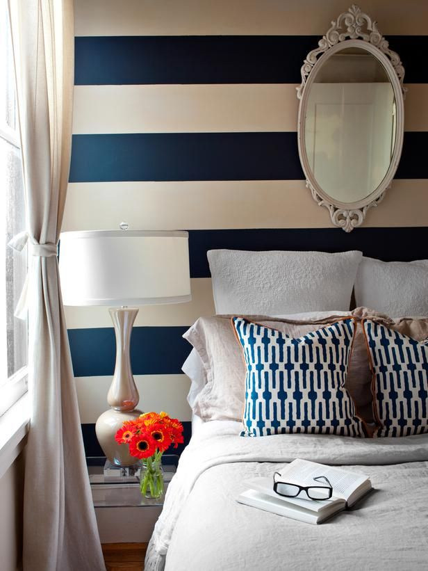 Spring décor ideas for the bedroom