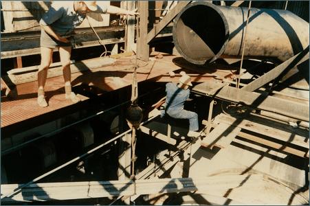 Underground Ducting