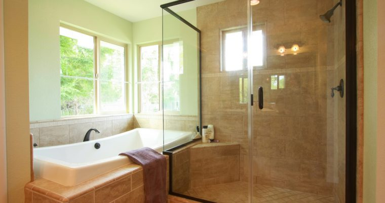 Focusing on bathroom improvements could help sell your home…