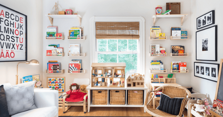 Basic Decorating Principles for Designing a Child's Bedroom
