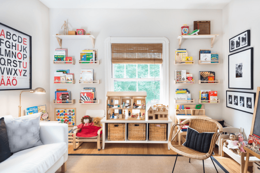 Basic Decorating Principles for Designing a Child's Bedroom