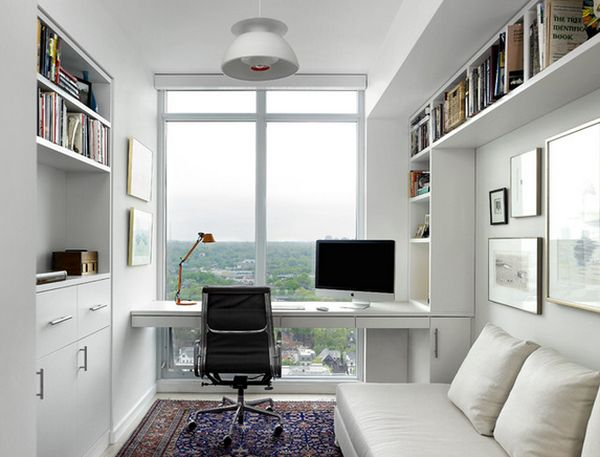 Transforming the Spare Bedroom into a Home Office