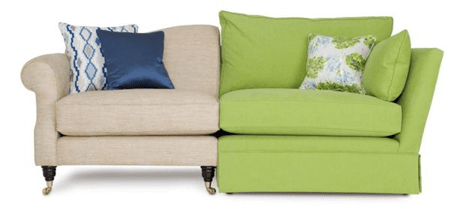 Top-Ten ways to design your own sofa online
