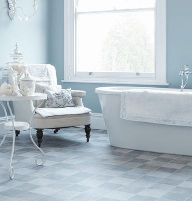 Make it Modern with Bathroom Vinyl Flooring
