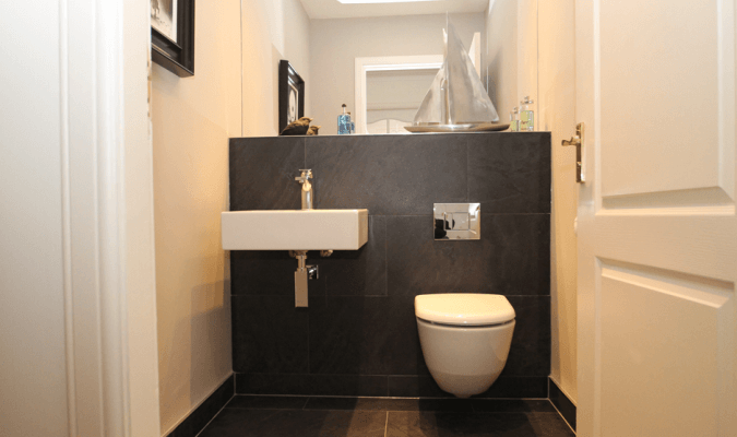 5 ways your downstairs cloakroom can make the right impression