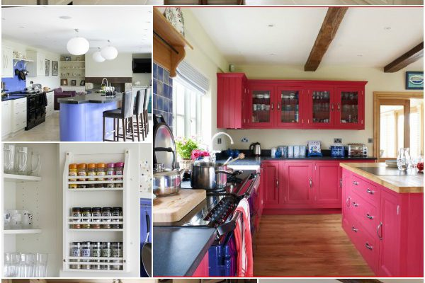 Kitchens – the heart of the home!