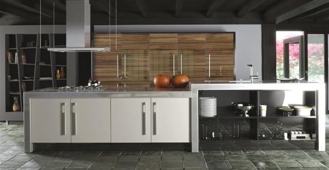 Practical Stylish Kitchen