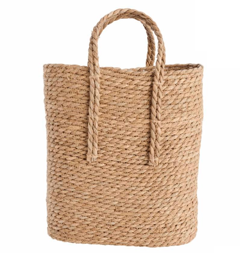 Wilko Seagrass Magazine Basket