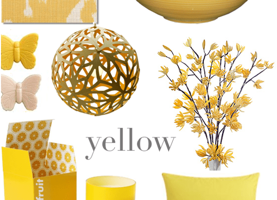 What colour do you associate Spring with?