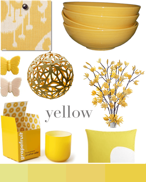 Yellow Spring Colour