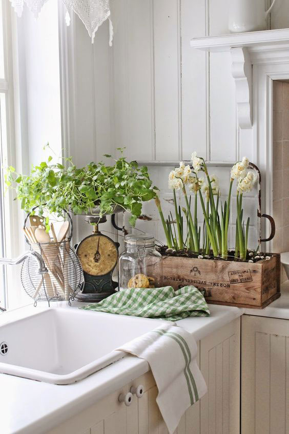 Dressing your kitchen this spring