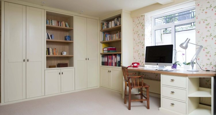 Space-saving solutions for spring movers from Barbara Genda Bespoke Furniture & Interiors