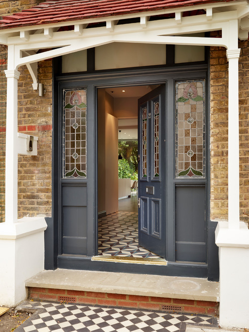 DIY Elegant Entrance – Girls Guide to Updating Your Front Door
