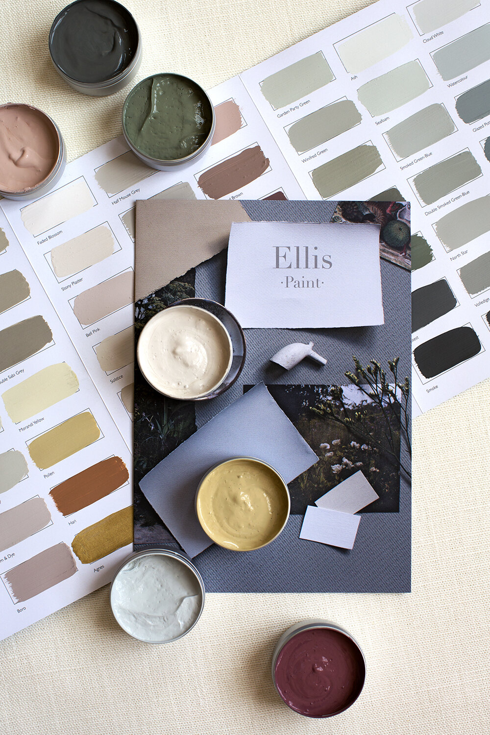 4 things to consider when picking a wall colour