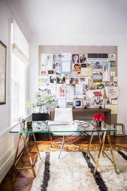How to Create a Calm Home Office