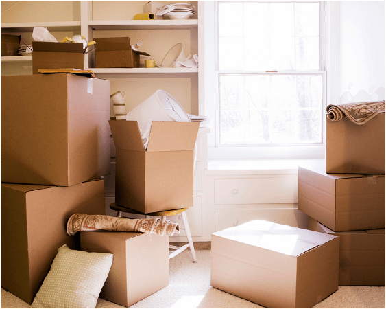 Moving home - 4 tips to keep it stress-free