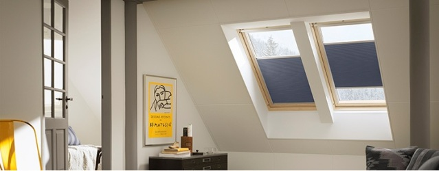 Velux Blinds Can Help Define Your Home