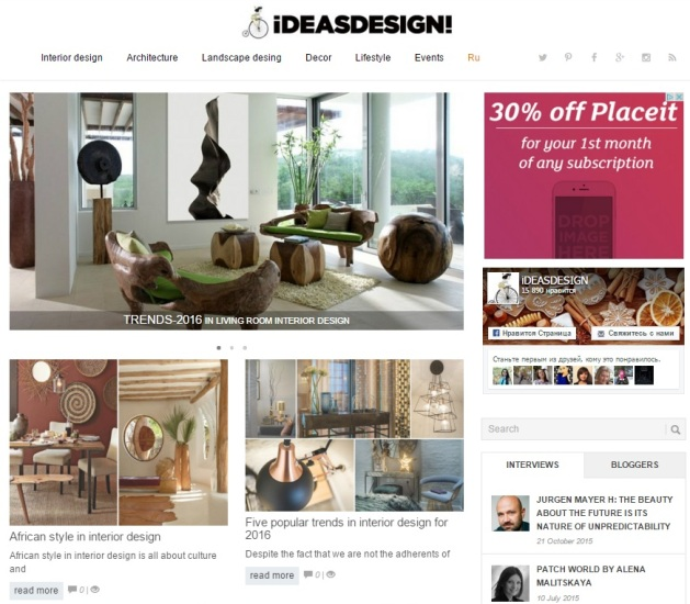 IdeasDesign Today