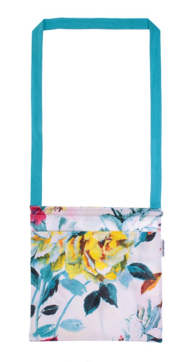 Couture Rose Peg Bag