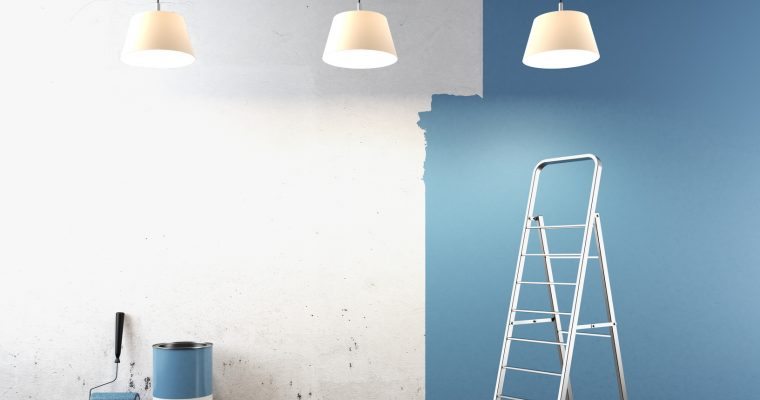 Want to Paint Your House Successfully? Here are 5 Tips!