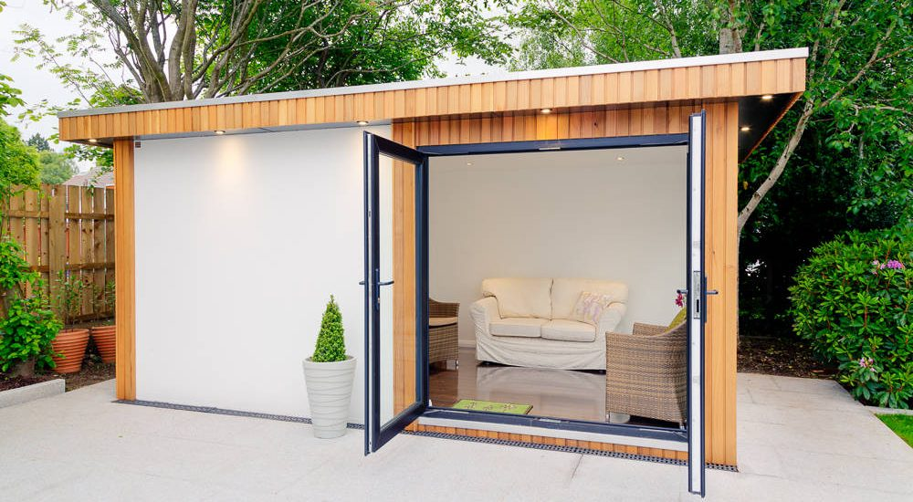 How to create a perfect garden room