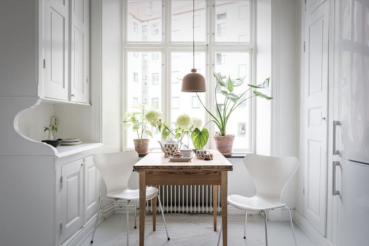 Niki Brantmark 'top 10' tips on creating a Scandi-style home on a shoestring