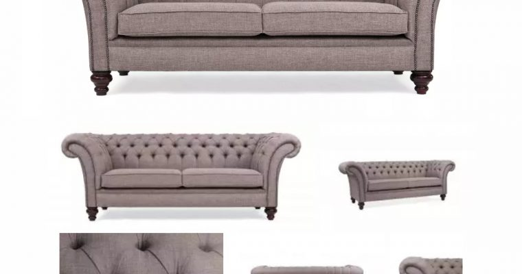 MILANO CHESTERFIELD SOFA