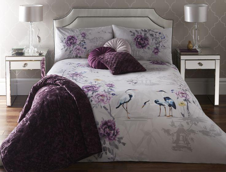 fantasy bedding macys plum sets jacquard king for queen set bed piece comforter