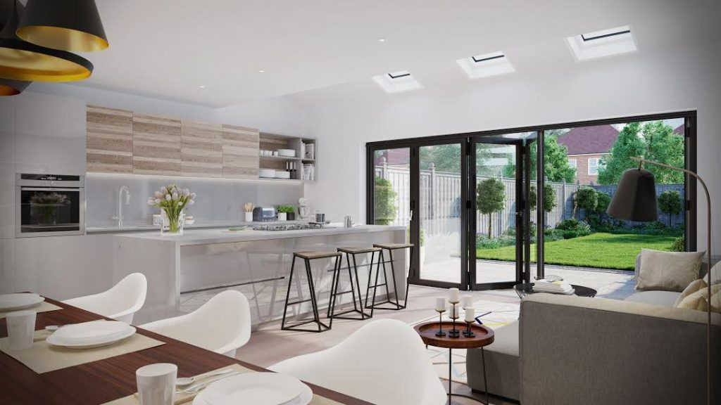 Extension Interior Ideas