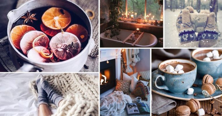The Hygge Hype – New data reveals how Brits get cosy this Christmas