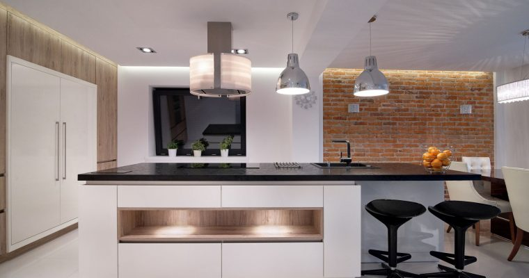 5 ways to achieve an industrial-inspired kitchen