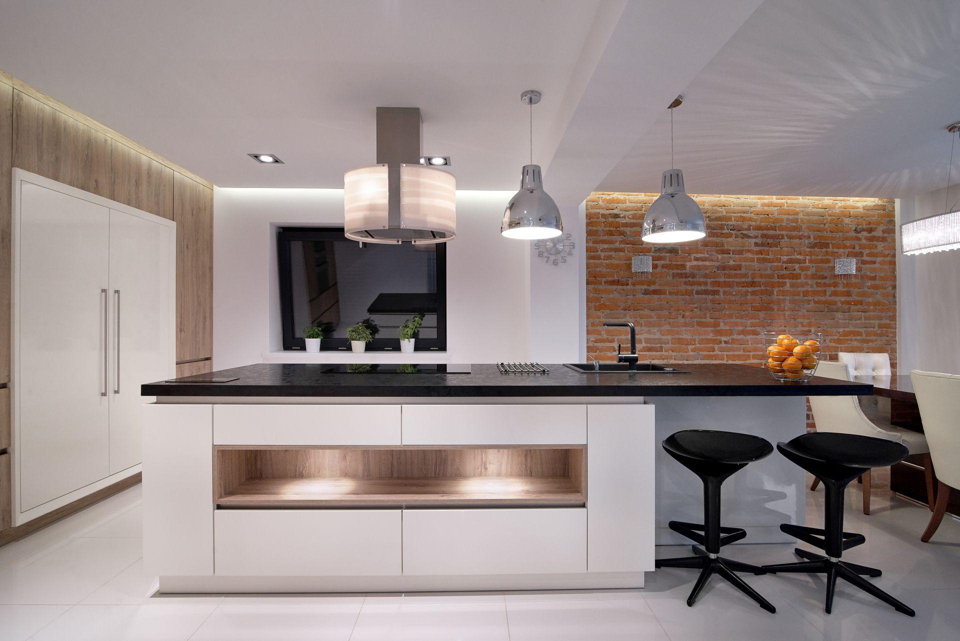 Industrial Inspired Kitchen