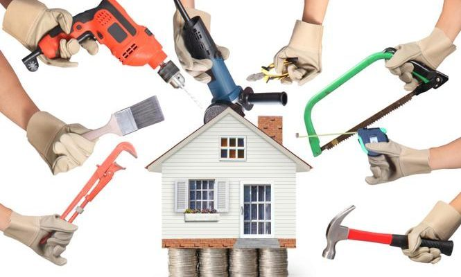 Are home improvement projects helping the construction industry?