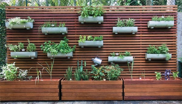 Panels In Your Garden
