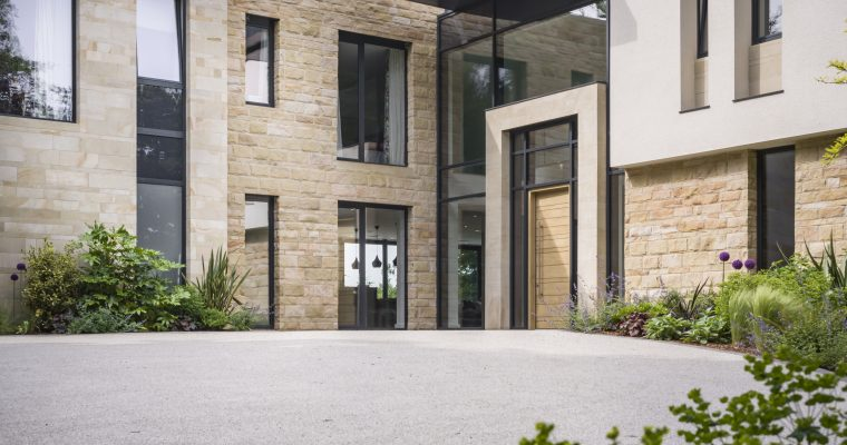 Creating chic contemporary spaces with Pilkington Activ™