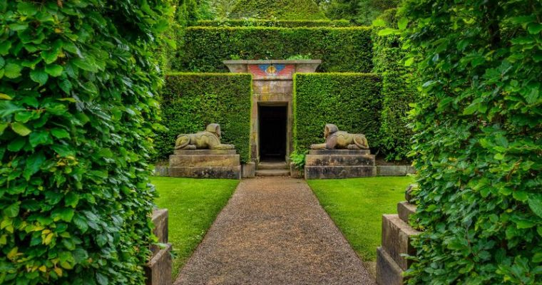 Britain's most beautiful gardens