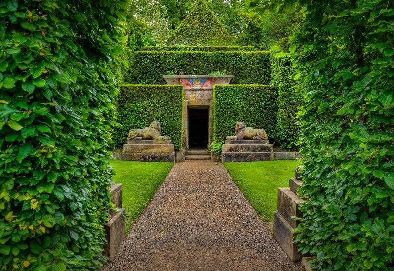 Britain's most beautiful gardens
